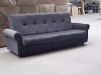 BRAND NEW SOFA BED WITH WITH STORAGE SOFABED CALL NOW FOR SAME DAY