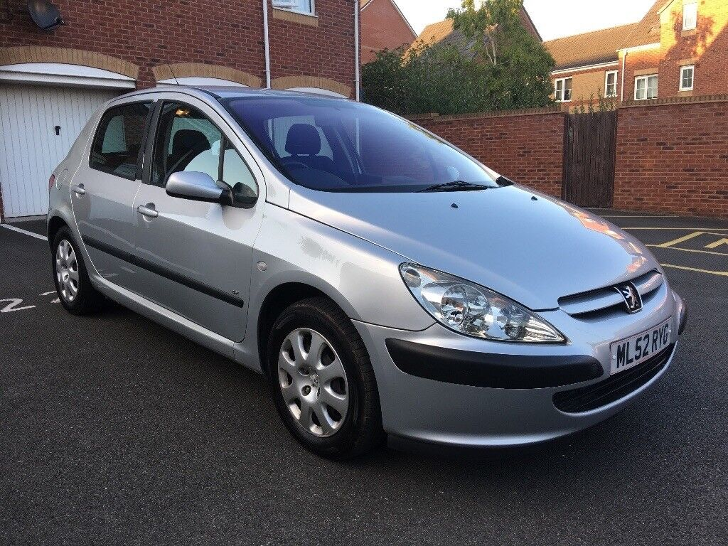 Peugeot 307 1.6 Manual, 8 Months MOT, HPI Clear. Drives Greatly