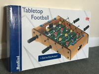 Mini Table Football - hours of tabletop fun!