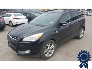 2013 Ford Escape SEL All Wheel Drive - 55,437 KMs, 5 Passenger