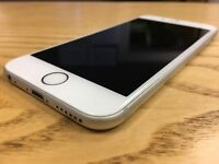 Silver iPhone 6 (O2) 16gb Boxed