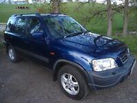 HONDA CRV 2.0i AUTOMATIC 1999
