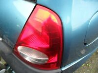 renault clio drivers side tail light all parts available