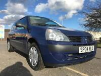 Renault Clio excellent condition service history only 55000 miles