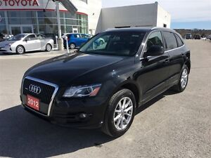 2012 Audi Q5 2.0L Premium! Fully Certified Luxury!