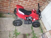 Mini dirt bike and quad bike for SALE/SWAP