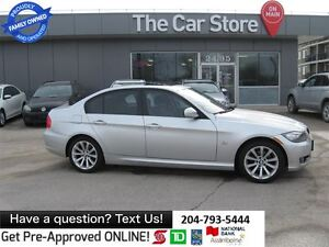 2011 BMW 328 i xDrive - NAVI, HTD LTHR, SUNROOF, BLUETH