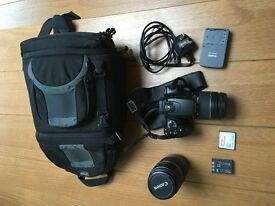 Canon EOS 400D / 10.1 MP Digital SLR Camera