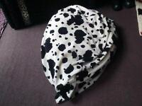 Cow style beanbag and cushions