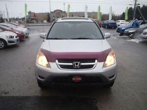 2004 Honda CR-V EX-L *AWD* Sunroof Gatineau Ottawa / Gatineau Area image 2