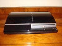 **** Sony PlayStation 3 Console – 40 GB Hard Drive Capacity****