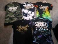 Sonnet tops excellent condition sizes 12 to 13