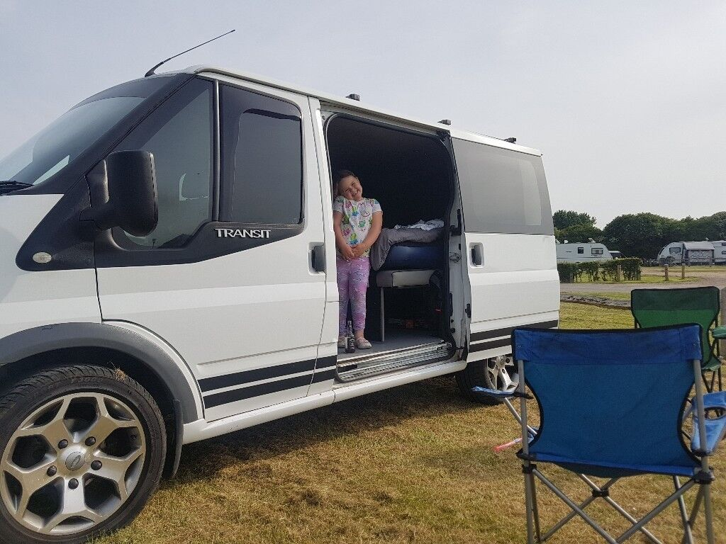 Ford Transit Camper Day Van In Portsmouth Hampshire Gumtree 2015 Conversion