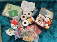 Assorted Crochet Essentials