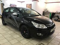 !!LOEB EDITION!! 2009 CITROEN C4 1.6 HDI / MOT 6-2018 / SERVICED / LIMITED EDITION