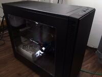 High end custom built PC tower, was used for gaming / pod-casting / live streaming / video encoding