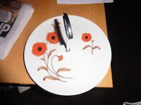 Cake Stand Plate from Avon