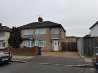 Very spacious 3 bedroom semi detached house to rent with garage and driveway in Harrow/ Ruislip