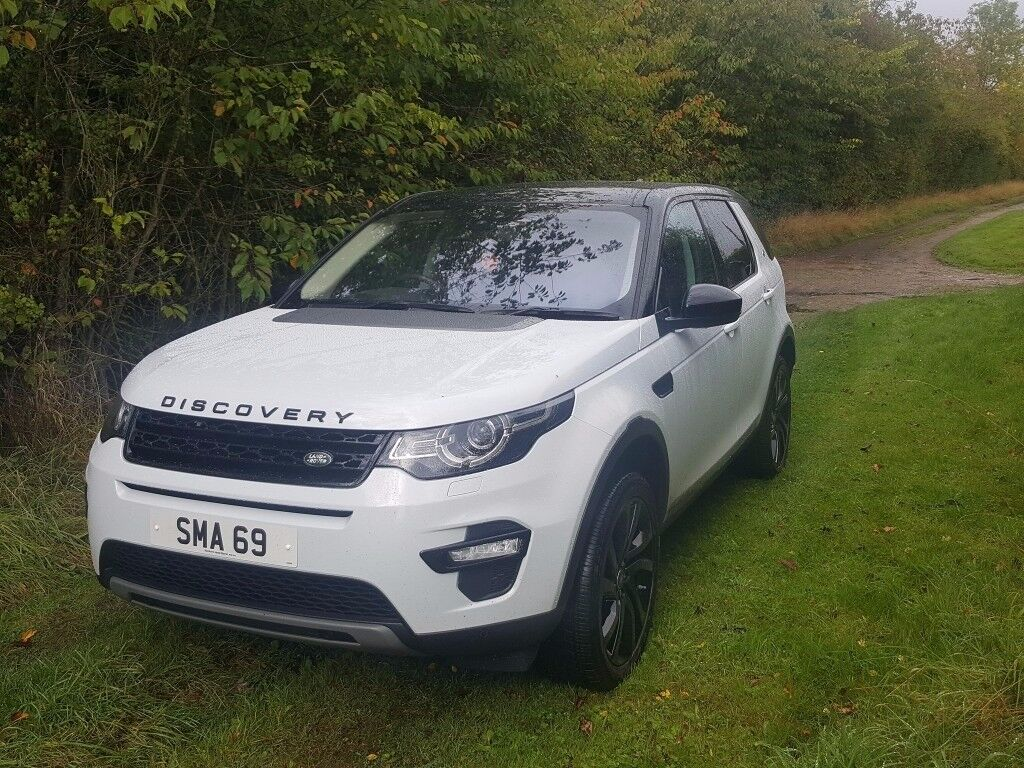 2017 land rover discovery sport hse black edition in norwich norfolk gumtree. Black Bedroom Furniture Sets. Home Design Ideas
