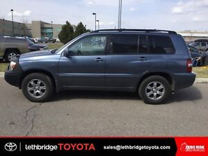 Value Point 2006 Toyota Highlander SR5 - ONE OWNER! AMAZING SHAP