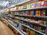 MULTIDECK DRINKS DISPLAY CHILLER RETAIL SHOP