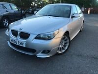 06 plate - BWM 525 m sport - 6 speed gear box - front /rear sensors - 2 keepers - 8 service stamps