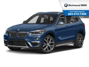 2017 BMW X1 Xdrive28i M-Sport! Premium Package Enhanced