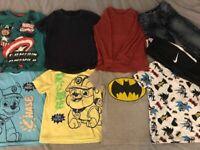 Boys Bundle of Clothing. Size 4-5.