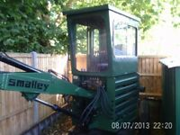 smalley 5 mk3 digger