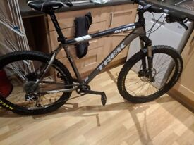 Trek 6000 19.5 inch frame collection only tq13