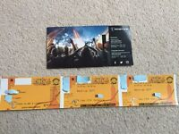 2x Bestival Adult Weekend Camping Tickets