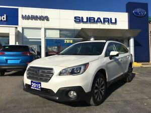 2015 Subaru Outback 3.6R Limited at