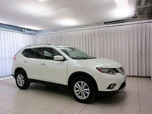 2015 Nissan Rogue SV AWD SUV w/ LEATHER & PANORAMIC ROOF