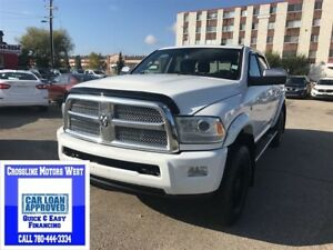 2014 Ram 3500 Limited  LOADED LIFETED AND READY TO ROLLL