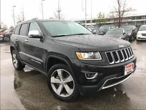 2016 Jeep Grand Cherokee LIMITED**POWER SUNROOF**BACK UP CAMERA*