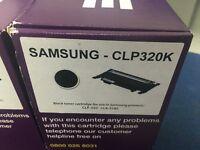 Samsung CLP320K Laser Ink Cartridge