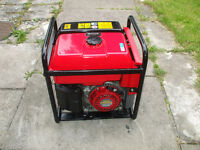 Honda generator EM25 cycloconverter