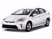 £189/WEEK INCLUDING INSURANCE PCO CAR HIRE/ TOYOTA PRIUS, HONDA INSIGHT, 7 SEATS/ , UBER-ready