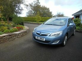 Asra 1.6 115 Elite 5 door Automatic LOW Mileage