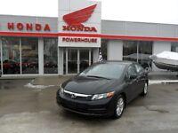 2012 Honda Civic Sdn EX Manual EX