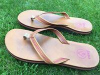 Reef Flip flops. Size 5