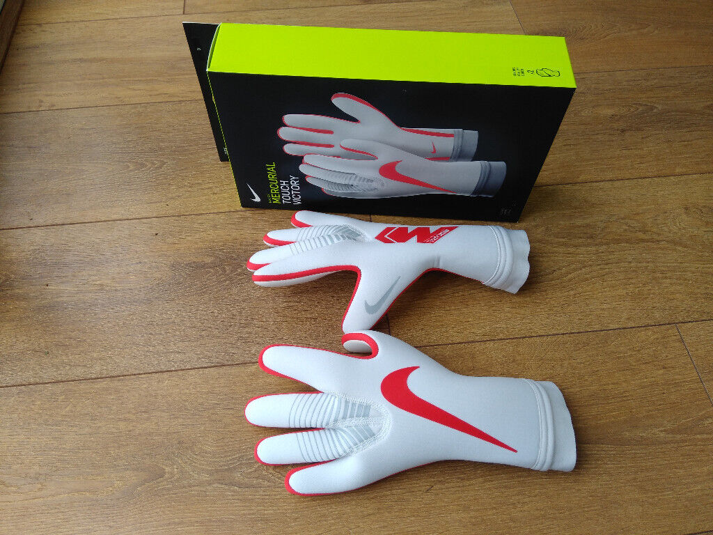 sports shoes b8ce8 e48e5 Brand New Nike Mercurial Touch Victory Goalkeeper Gloves ...