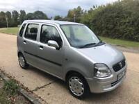 Vauxhall Agila 1.2 75,000 miles