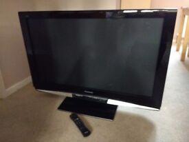 """Panasonic TH-42PZ80B Full HD 42"""" Plasma TV"""