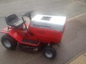 Mtd lawnflite ride on mower 12hp serviced loads of new parts