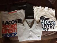 Lacoste and Henri Lloyd .