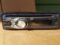 JVC KD-R311 - CAR STEREO CD/ MP3/ FRONT AUX