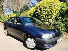 **ONLY DRIVEN 86K+TURBO DIESEL** TOYOTA AVENSIS 2.0 GS TD + REGUALRLY SERVICED + 2 KEYS + NO RUST!!!