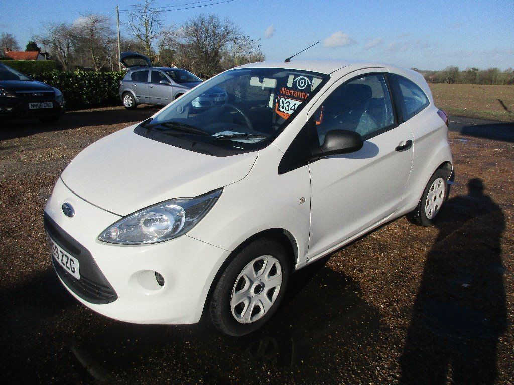 Ford Ka   Year Rd Tax