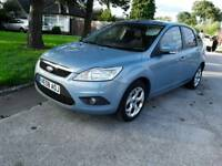 FORD FOCUS STYLE 1.8 DIESEL SERVICE HISTORY 1 OWNER